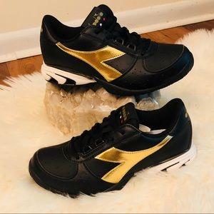MEN'S DIADORA S STAR K ELITE Tennis Shoes NWT